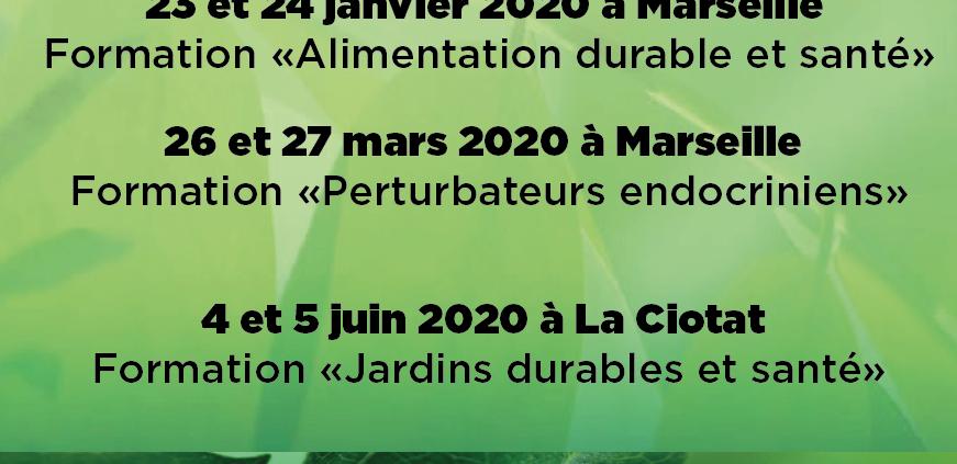 Formattions Santé environnementale
