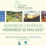 Assemblée Générale du GRAINE PACA