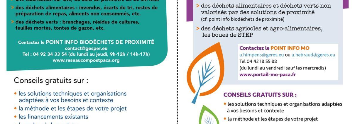 Point Info Biodéchets