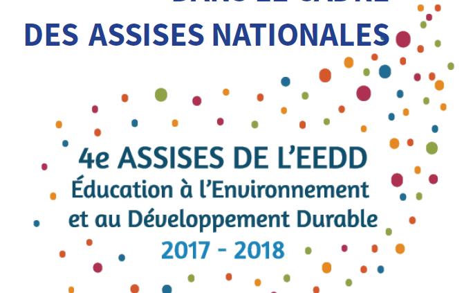 Dans le cadre des Assises Nationales de l'Education à l'environnement