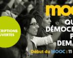 MOOC Quelle démocratie pour demain ?